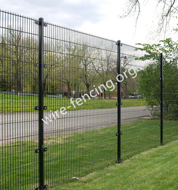 Double Wire Fence ::Anping County Hua Guang Wire Mesh Production Co.,Ltd